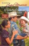 Mary Sullivan, A Cowboy's Plan, Harlequin Superromance April 2010