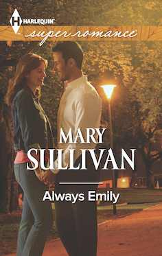 Always Emily, Mary Sullivan, Harlequin Superromance, Salem Pearce, Emily Jordan, Accord Colorado,