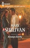 Always Emily, Mary Sullivan, Harlequin Superromance, Salem Pearce, Emily Jordan, Accord Colorado,