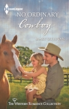 Mary Sullivan, No Ordinary Cowboy, Harlequin Superromance, The Western Romance Collection, Ordinary Montana, Hank Shelter, Sheltering Arms Ranch