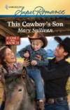 Mary Sullivan, This Cowboy's Son, Harlequin Superromance, Ordinary Montana, Matthew Long, Jenny Sterling