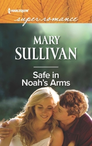 September Superromance SAFE IN NOAH'S ARMS