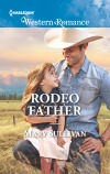 Rodeo Father, Mary Sullivan, Harlequin Western Romance, Western Romance, Harlequin